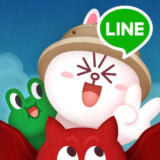 LINE バブル2 のアイコン