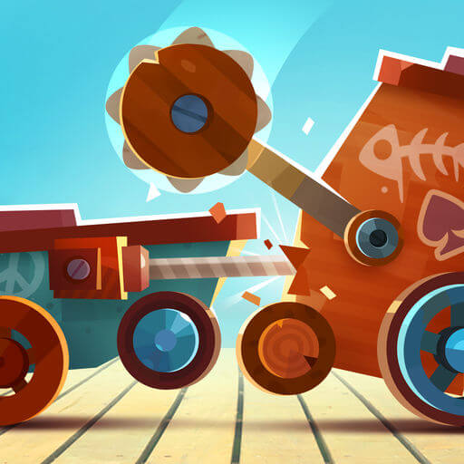 CATS: Crash Arena Turbo Starsのアイコン