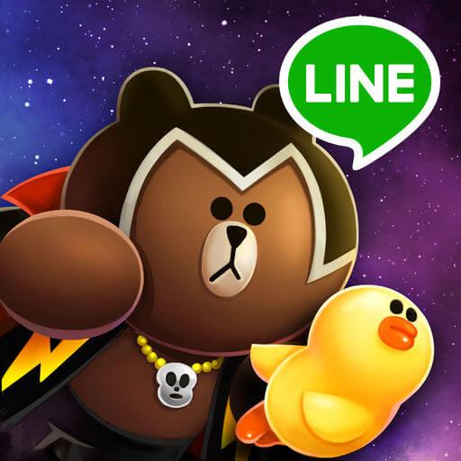 LINE レンジャーのアイコン