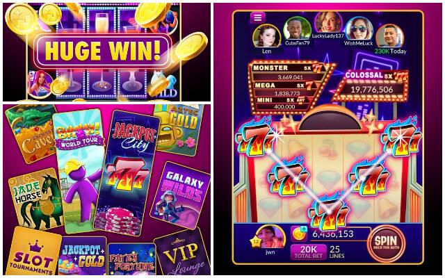 Jackpot Magic Slotsのイメージ