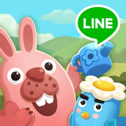 LINE ポコパンタウンのアイコン