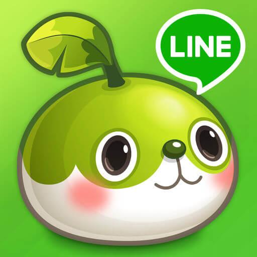 LINE ウパルランドのアイコン