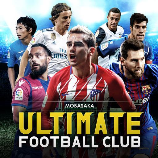 モバサカ Ultimate Football Clubのアイコン