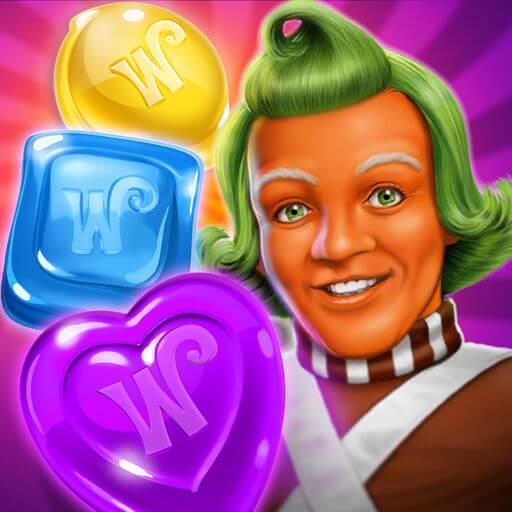 Wonkaキャンディワールドのアイコン