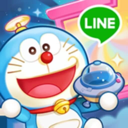 LINE:ドラえもんパークのアイコン