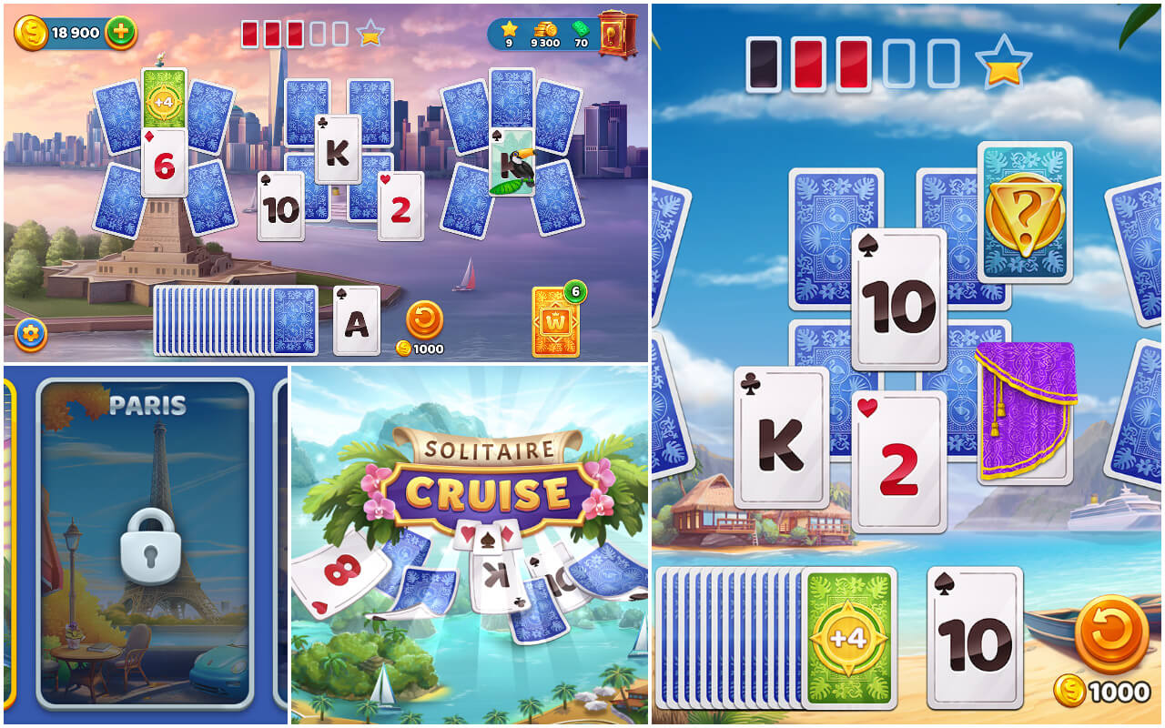 Solitaire Cruiseのイメージ