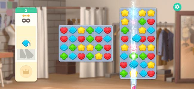 ProjectMakeover マッチ3パズル